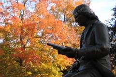 Franklin Photos - Fall