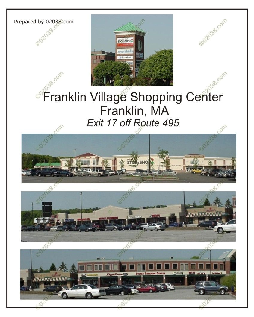 Franklin Village Shopping Center