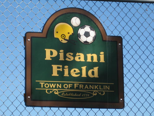 Pisani Field Franklin MA