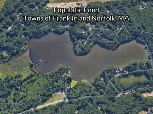 Populatic Pond Franklin MA