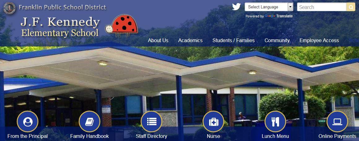Kennedy School Elementary School Franklin MA