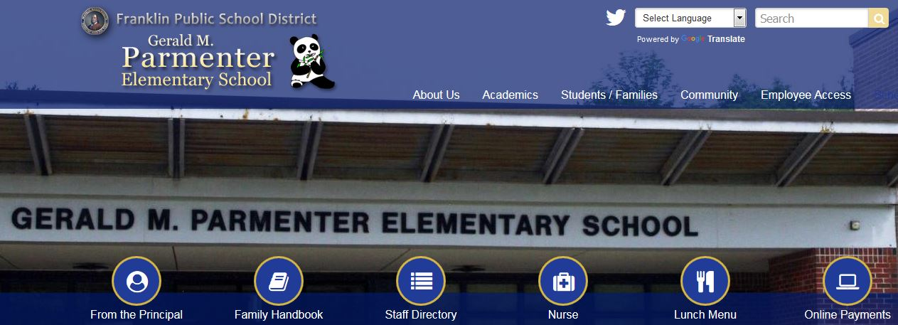 Parmenter Elementary School Franklin MA