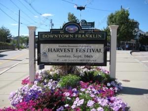 Harvest Festival Franklin MA