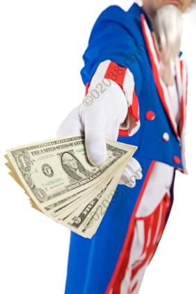 goverment money