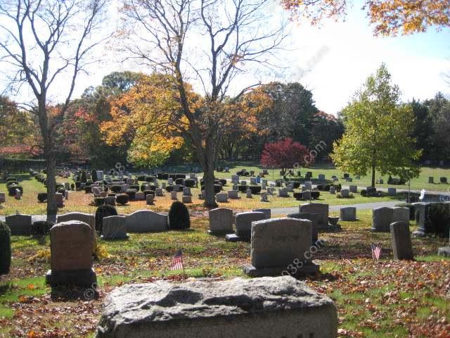 Union Street Cemetery Franklin MA 2
