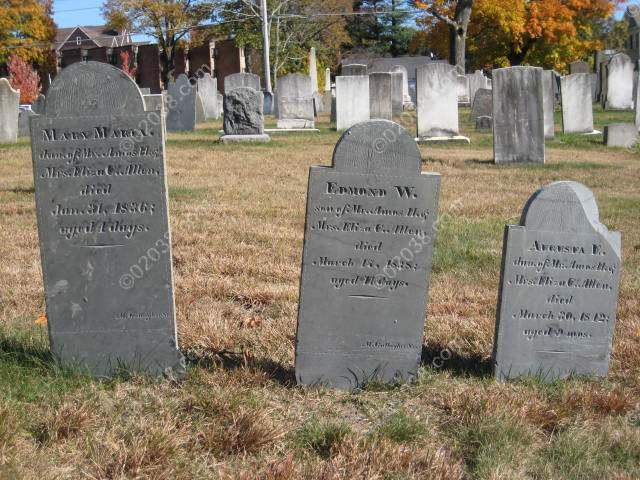 Union Street Cemetery Franklin MA 5
