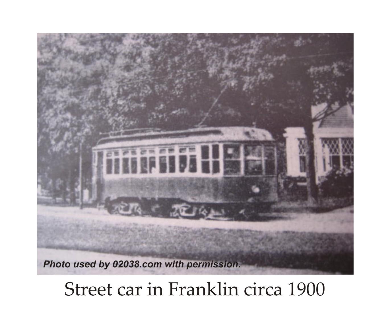 Rare Vintage Photos Of Franklin Massachusetts Ma