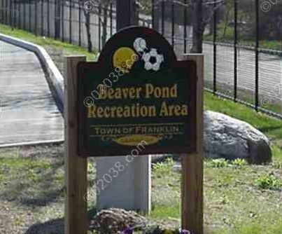 Beaver Pond Recreation Area, Franklin, MA