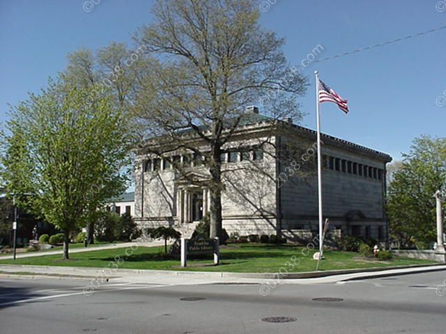 Franklin MA Public Library-EXT3