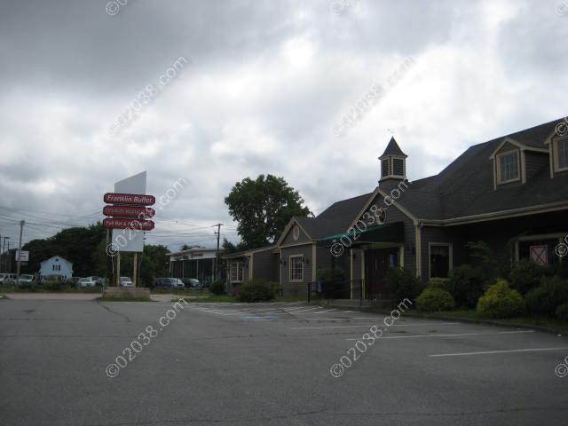 Site of Big Y Franklin MA