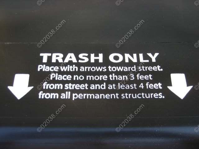 new trash system Franklin MA 5