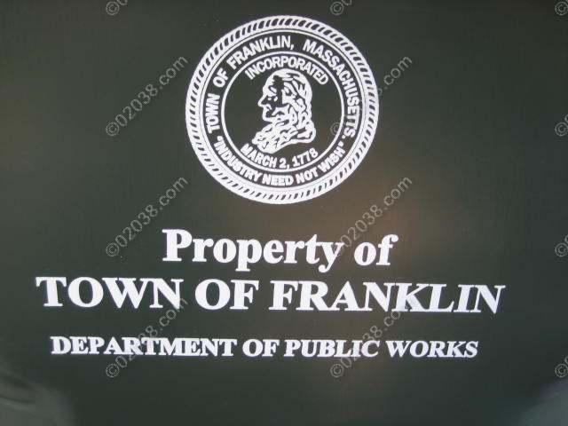 new trash system Franklin MA 8