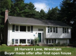 28 Harvard Lane Wrentham - under agreement