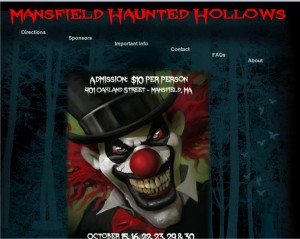 haunted hollows mansfield ma halloween