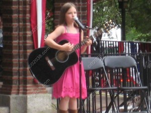 Franklin MA july 4 Celebration 2011 - talent