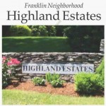 highland estates neighborhood franklin ma