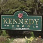 Kennedy school Franklin MA