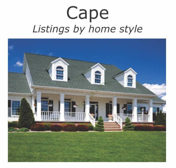 cape homes for sale franklin ma