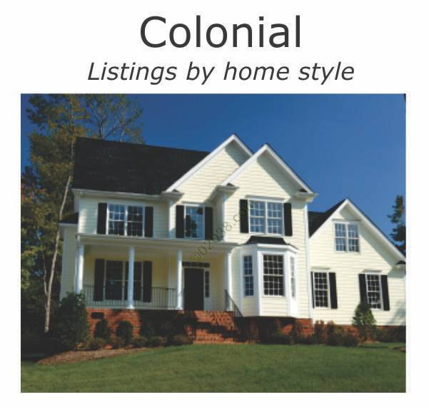 Colonial Real Estate : Real estate recap franklin ma colonial homes