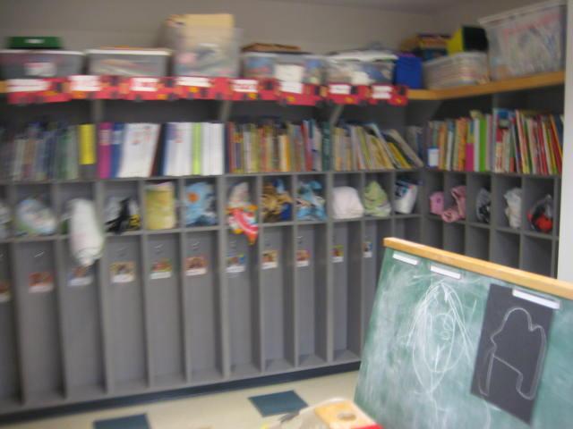 Oak Street Elementary School Franklin MA - classroom