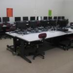 Oak Street Elementary School Franklin MA - computer lab