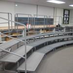 Oak Street Elementary School Franklin MA - music room