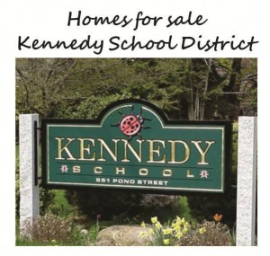 homes for sale kennedy school district franklin MA