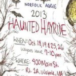 Norfolk MA Haunted Hayride