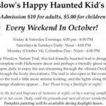 Halloween Winslow Farm