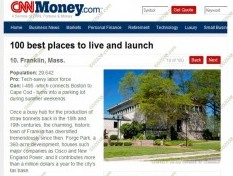franklin ma cnn-money top ten