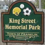 king st field franklin ma