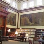 Franklin MA public library