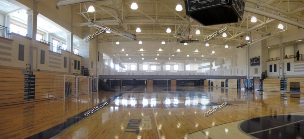 Gym Franklin High School Franklin MA 1