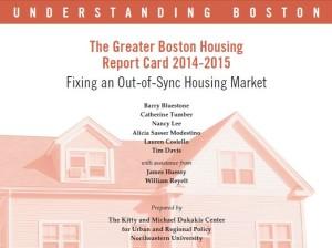 Boston housing report card