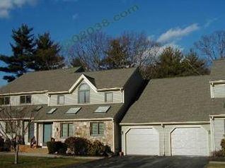 Chestnut Ridge Condos Franklin MA - garage