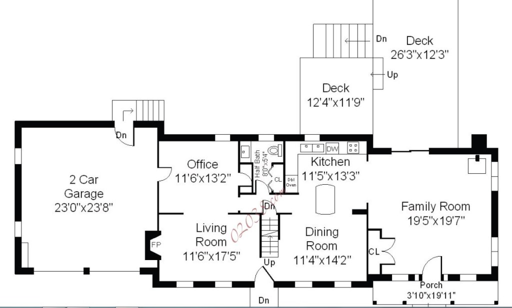 6 julie dawn floorplan