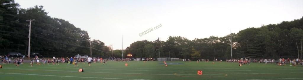 Franklin MA flag football 2