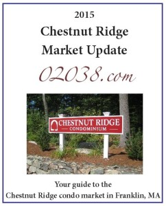 Chestnut Ridge condo sales Franklin MA