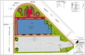 Horace Mann Square Franklin MA - plan