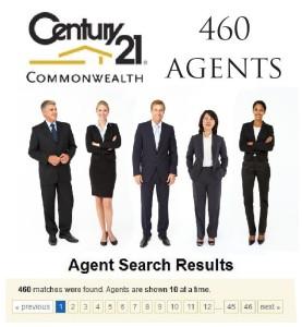 460 agents