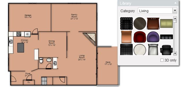 floor plan 1 Applewood Lane Franklin MA