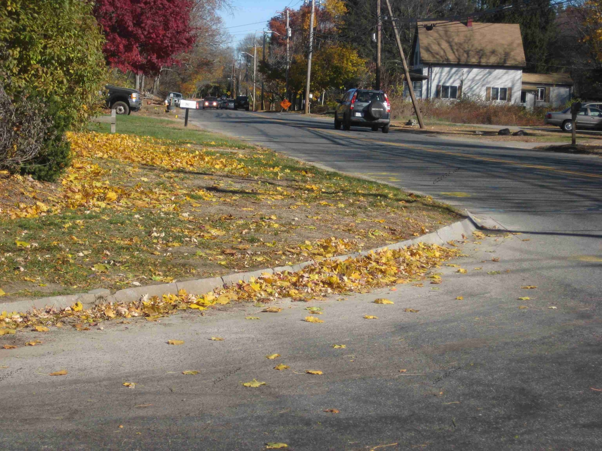 new sidewalks Franklin MA 2016