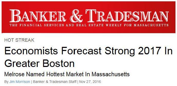 forecast Boston real estate 2017