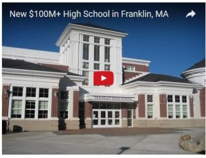 Franklin High School in Franklin, MA