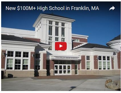 Franklin High School in Franklin, MA