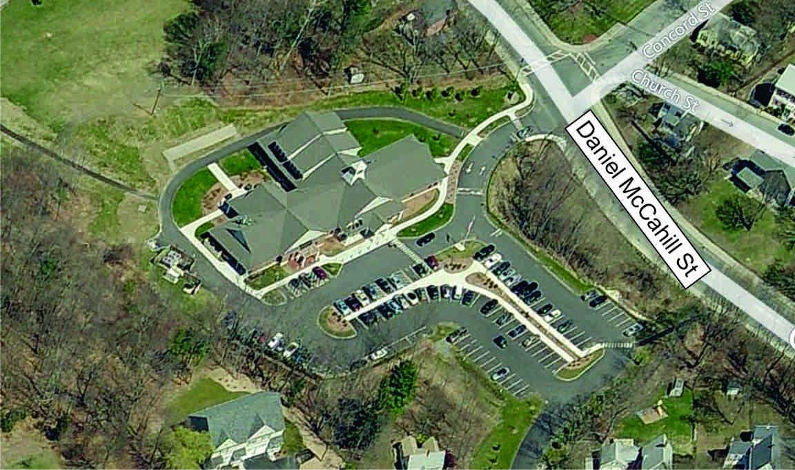Franklin Senior Center Franklin MA