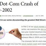 Dot Com Crash