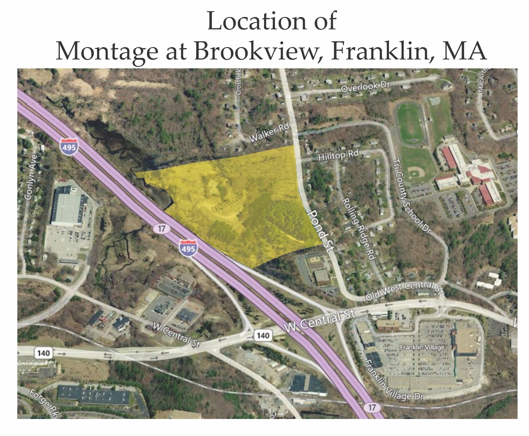 Montage Brookview Franklin MA