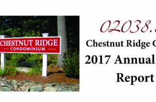 Chestnut Ridge Condos Franklin MA