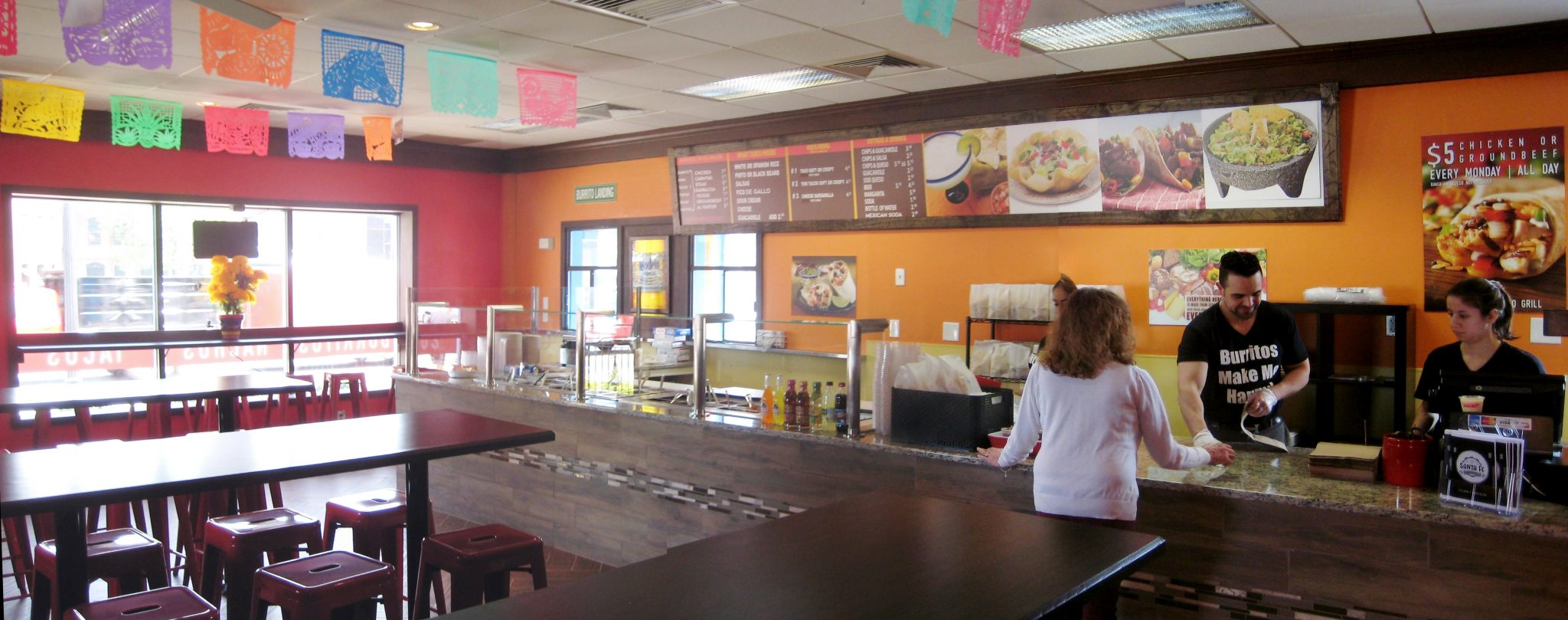Santa Fe Burrito Grill Franklin MA